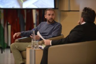 "Faruk Šehić – Discussion of ""Quiet Flows the Una"""
