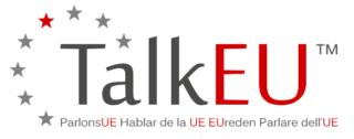 TalkEU logo