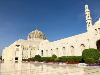 The Grand Mosque Muscat